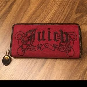 💯 % authentic Juicy Couture wallet